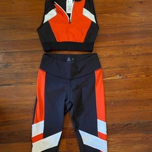 Reebok 2 piece set